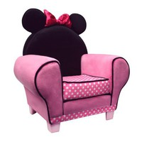 Disney Chair, Minnie Mouse