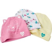 Roxy See Saw Beanie - 3-Pack - Infants'/Toddler's Assorted, 6-12M