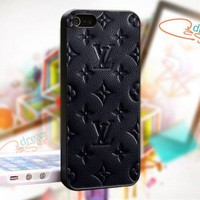 Louis Vuitton BLACK - design for iPhone 5 Black case