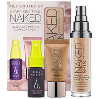 Urban Decay Start Getting Naked Ultra Definition Complexion Kit: Complexion Sets | Sephora