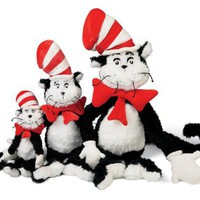Manhattan Toy Dr. Seuss Cat in the Hat - Small