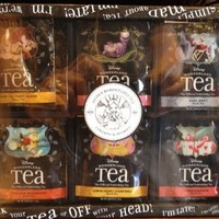"Disney Parks Alice in Wonderland ""Disney Wonderland Tea"" (Contains 36 Tea Bags) - Disney Parks Exclusive & Limited Availability (To ensure fresh product orders are fulfilled as received and subject to availability after order is placed):Amazon:Everything E"