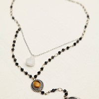 Womens Double Layer Rosary -