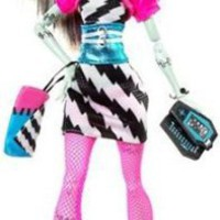 Monster High Dawn of Dance Action Figure Doll Frankie Stein