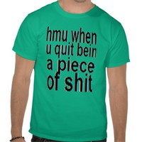 hmu tshirts from Zazzle.com