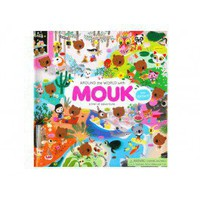 Mouk Adventure Book