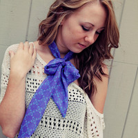 Headband, Ascot, Belt, Bow