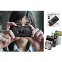 ReCover iphone Retro Camera Case - 4G Only