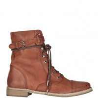 Womens Boots | Vintage Lace Up Boot | AllSaints