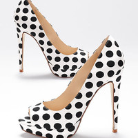 Peep-toe Pump - VS Collection - Victoria's Secret