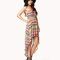 Free Spirit High-Low Dress