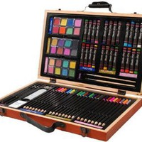 80-Piece Professional Art Set: