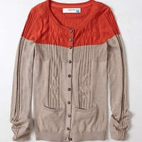 Anthropologie - Climbing Cables Cardigan