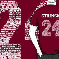 "Stiles ""Quote"" Jersey (UPDATED)"