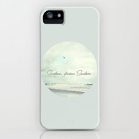 Seashore glorious seashore iPhone & iPod Case by Sylvia Cook Photography