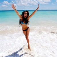 beach, beautiful, bikini, cute, fashion - inspiring picture on Favim.com
