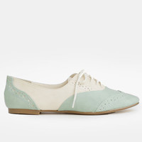Blair Two-Toned Oxfords