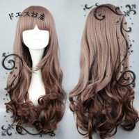 Fashion Harajuku Department Lolita Curly Cosplay Wig
