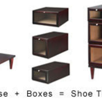 Solutions - Shoe Trap Organizers - Base Unit