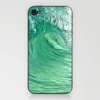 Within the eye... iPhone &amp; iPod Skin by Lisa Argyropoulos | Society6