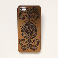 Free People Printed Metallic iPhone 5 Case