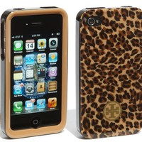 Tory Burch iPhone 4 4S Phone Case in Little LEOPARD for ATT Verizon