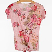 Daytrip Young & Free T-Shirt - Women's Shirts/Tops | Buckle
