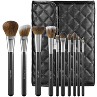 Sephora: SEPHORA COLLECTION : Prestige Luxe Brush Set : brush-sets-makeup-brushes-applicators-makeup