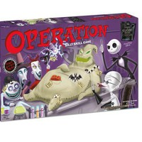 Nightmare Before Christmas Operation