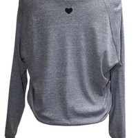 YogaColors Tri-Blend Light Weight Raglan Pullover