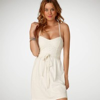 AE Lace Corset Dress - American Eagle Outfitters