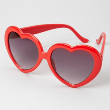 Heart Shaped Sunglasses | Sweetheart Sunglasses | fredflare.com