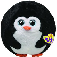 Ty Beanie Ballz Avalanche The Penguin (X-Large)