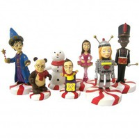 Community Christmas Figurine Set