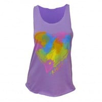 Friends Heart Tank Top