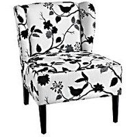 Pier 1 Imports > Catalog > Furniture > Pier1ToGo Product Details - Annie Chair - Black Bird