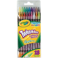 Crayola? Twistables? Colored Pencils