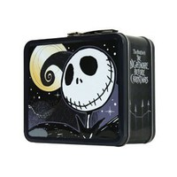 Nightmare Before Christmas Jack With Moon Lunch Box