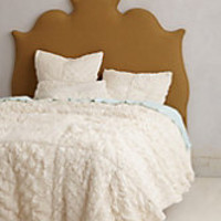Down Pillow Sham Insert by Anthropologie White