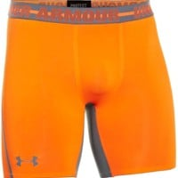 "Under Armour Men's HeatGear Armour Stretch 7"" Compression Shorts - Dick's Sporting Goods"