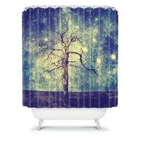 DENY Designs Home Accessories | Belle13 As Old As Time Shower Curtain