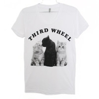 Third Wheel T-Shirt (Select Size)