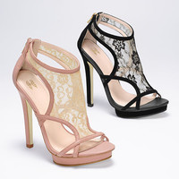 Lace Platform Sandal<br/>  - VS Collection - Victoria's Secret