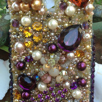 Samsung Galaxy S4 Amethyst and Topaz Case