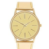 ASOS | ASOS Watch with Mirrored Face and Metallic Strap at ASOS
