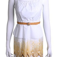 Elie Tahari Booke Dress