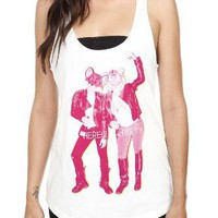 Here 2 Party Girls Tank Top Plus Size