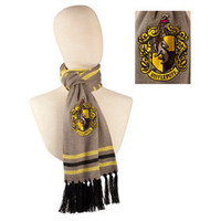 Hufflepuff Scarf | Universal Studios Merchandise