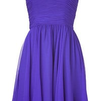 STYLEBOP.com | Violet Strapless Swing Dress by HALSTON HERITAGE | the latest trends from the capitals of the world