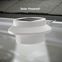 Solar Gutter Light @ Fresh Finds
